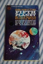 Vintage Paperback -- Fifth Planet by Fred & Geoffrey Hoyle -- 1963 Sci-fi