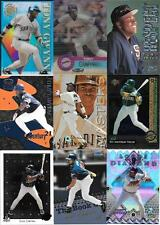 (9)   TONY GWYNN  INSERT CARDS  SAN DIEGO PADRES