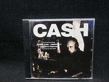 Johnny Cash - American V - Near Mint - NEW CASE!!!!!!