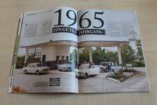 Auto Bild Klassik 1764) VW 1600 TL mit 54PS besser als...?