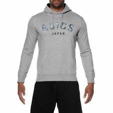 Sweats, polaires et hoodies de fitness gris coton pour homme