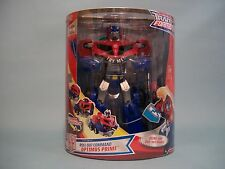 Transformers Animated Supreme Class Roll Out Command Optimus Prime NIB