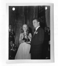 Frank Sinatra 1946 Academy Awards original 4x5 snapshot keybook photo