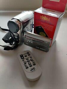 JVC GR-D775U Mini DV Camcorder | Comes With Charger & Remote | Safe Mode