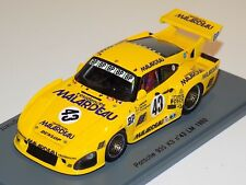 1/43 Spark Porsche 935 K3 Car #43 1980 24 H of LeMans S2050