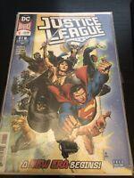 Justice League by Scott Snyder #1-5 (#3 Jim Lee Variant)