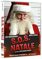 S.O.S NATALE Broadbent,Spall,Connor,Brem. DVD NUOVO