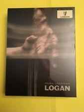 LOGAN 2-DISC Blu-ray STEELBOOK FILMARENA 3D-LENTICULAR FULLSLIP OOP