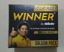 LOOT OFFER 100 WINNER BY Gillete platinumDOUBLE EDGE RAZOR BLADES.****