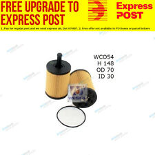 Wesfil Oil Filter WCO54 fits Volkswagen Polo 1.9 TDI (9N)