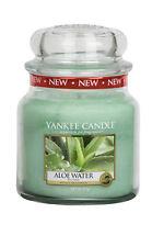 YANKEE CANDLE Candela profumata Aloe Water giara media durata 90 ore