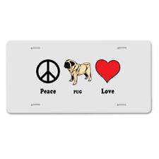 REDBONE COONHOUND DOG Asked God for Friend Sent Car Aluminum License Plate