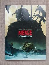 Neige Fondation : t. 1 EO [Convard] [Glénat]