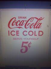 "Coca-Cola Coke Decal Sticker New Die-Cut Vinyl Coca Cola 6"""