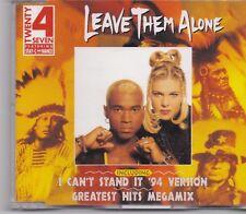 Twenty 4 Seven-Leave Them Alone cd maxi single eurodance holland
