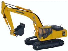 Oxford Diecast 1:76 Scale OO,Gauge 76KOM001 Komatsu PC340LC Tracked Excavator
