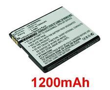 Batterie 1200mAh type HB5K1 HB5K1H Pour Huawei U8650
