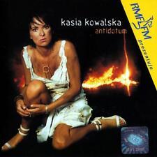 KASIA KOWALSKA - ANTIDOTUM - CD, 2002