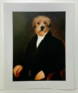 Ancestrial Canines I by Thierry Poncelet Norfolk Terrier