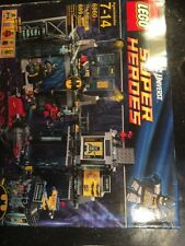 LEGO Super Heroes The Batcave 6860 Brand new Factory Sealed