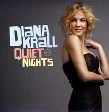 """DIANA KRALL """"QUIET NIGHTS"""" LP VINYL NEU"""