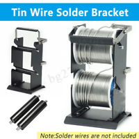 2 Layers Heavy Duty Tin Solder Frame Soldering Holder Metal Wire Frame Stand