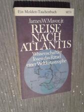 James W.Mavor jr. REISE NACH ATLANTIS Taschenbuch