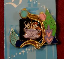 Disney Classic 'D' Collection - Mad Tea Party Attraction Le1000