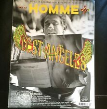 arena homme magazine Summer/Autumn 09 Edition - Lost Angeles - Bruce Weber Kanye