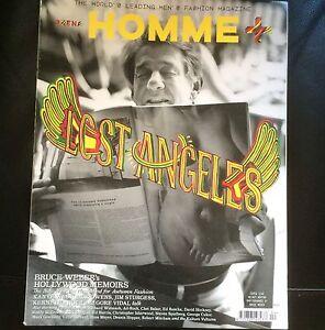 arena homme magazine Summer/Autumn 09 Edition - Lost Angeles - Bruce Weber Kanye