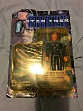 New, in Package, Playmates Star Trek First Contact Dr. Beverly Crusher figure