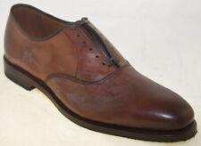 Allen Edmonds Men's Carlyle Plain Toe Oxford Brown Style 8833, 9D