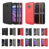 For Motorola Moto Phone Case Luxury Leather Magnetic Flip Standview Wallet Cover