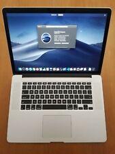 MacBook Pro Retina 15-inch Mid 2015 - 512GB - 2.8GHz i7 - 16GB - Radeon R9 M370X