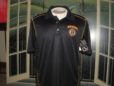 BOSTON BRUINS CLASSIC(NHL)GOLF POLO SHIRT.Medium.NHL Apparel.NEWwith/Tags.>LQQK>