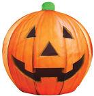 Jack O Lantern Pumpkin Prop Photo Realistic Halloween Decoration