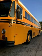 Vintage 1988 Crown Supercoach Classic Retired School Bus for Collector or Conver