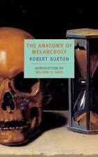 The Anatomy of Melancholy by Robert Burton (2001, Paperback)
