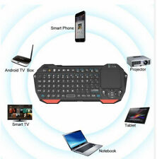 Bluetooth Keyboard Touchpad Smart TV Projector Android iOS Windows Compatible
