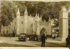 """""""PAVILLON DU PORTUGAL EXPOSITION COLONIALE 1931"""" Photo orig. G. DEVRED /Agce ROL"""