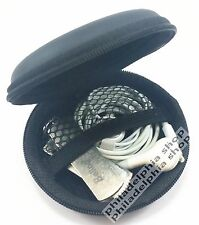 New Earphone Headphone Earbud SD TF Card Carrying Storage Bag Pouch Hard Case