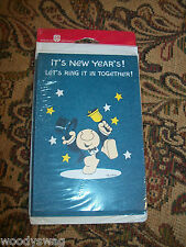 Ziggy New Year Invitation Mip Vintage Cards New Old Stock Free Usa ship