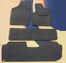 VW SHARAN 1999 to 2010 GREY SET OF 4 tailored, carpet car mats B