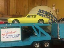 Pontiac Firebird dealer promo car