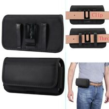 Oxford Cloth Waist Belt Clip Bags For Cell Phone Case Cover Loop Holster Pouch