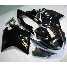 Black ABS Painted Fairing Bodywork Kit For Honda CBR1100XX Blackbird 1996-2007
