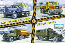 1/144 EASTERN EXPRESS AIRPORT SERVICE #6