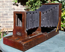 GRIFFIN'S FOLDING VICTORIAN ENLARGER 8x10 + HALF PLATE
