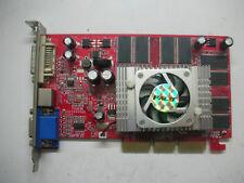 Palit FX5500 VGA DVI TV OUT 256mb AGP
