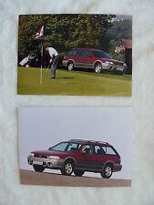 Subaru Legacy Outback - 2x Presse-Fotos press-photos 10.1996  (S0052
